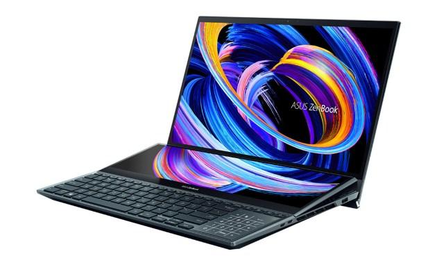 Asus ZenBook Duo 15