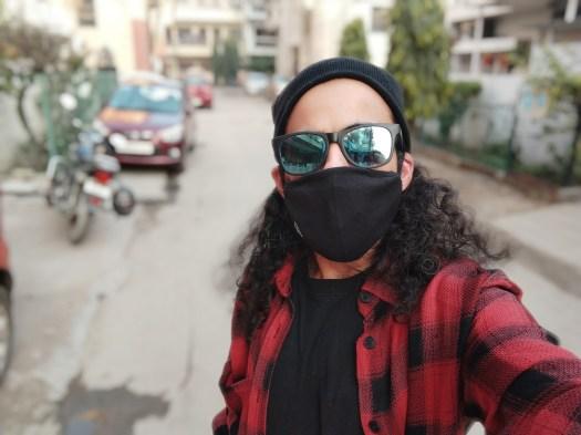 Redmi Note 9 Power Selfie Portrrait