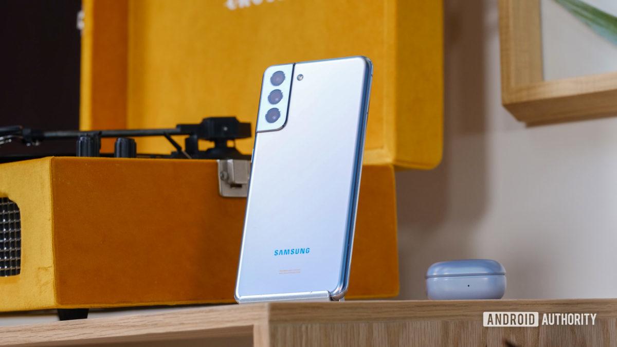 Samsung Galaxy S21 Plus de volta à tabela 2