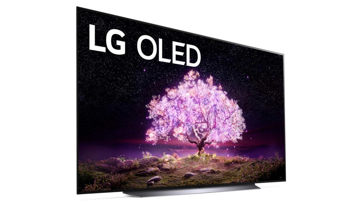 lg c1 2021 oled tv