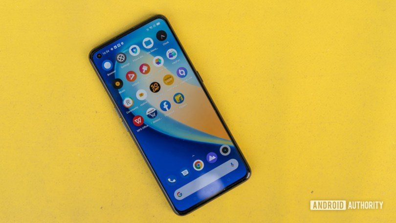 Realme X7 Pro 5G lead image of phone