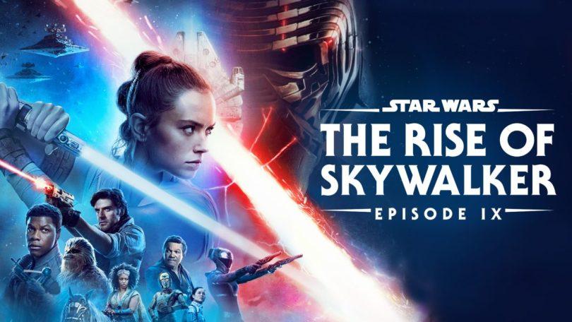 star wars episode ix the rise of skywalker poster