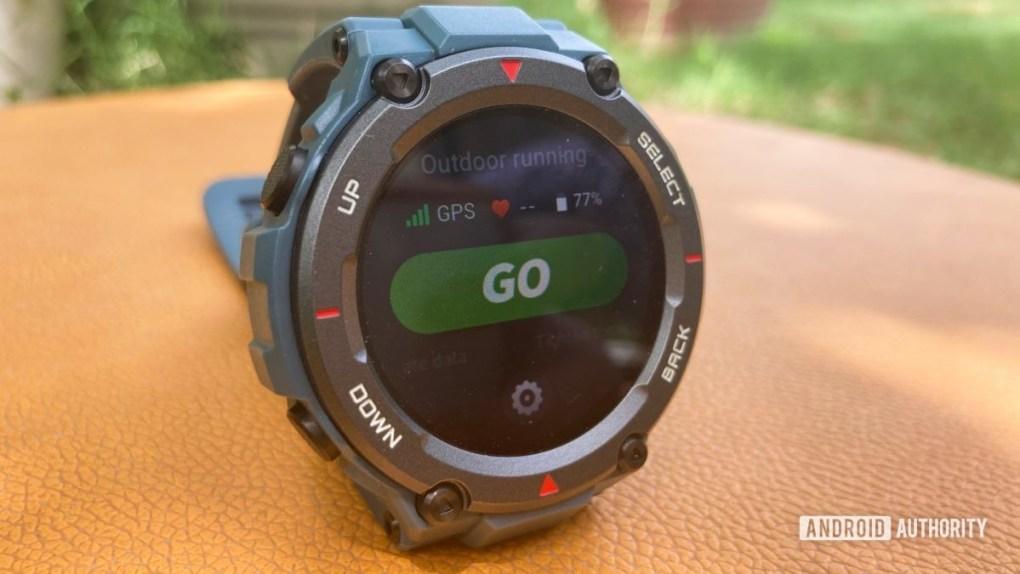Amazfit T Rex Pro GPS