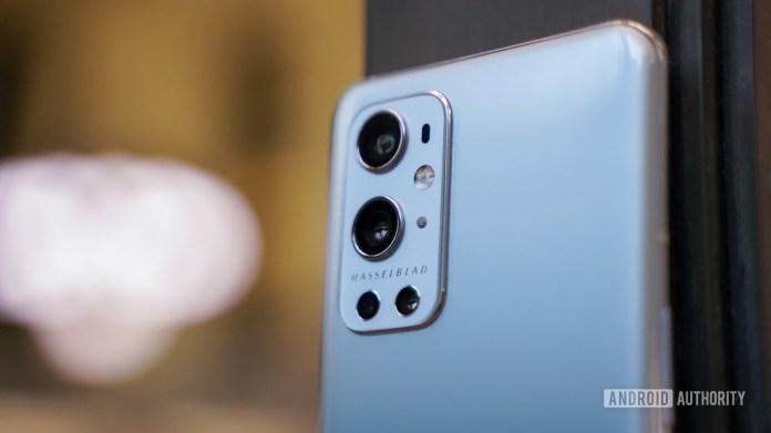 OnePlus 9 Pro camera module