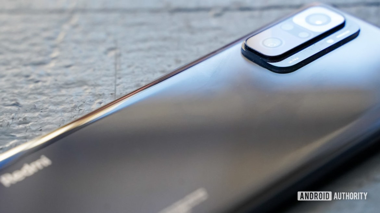 Redmi Note 10 Pro camera profile