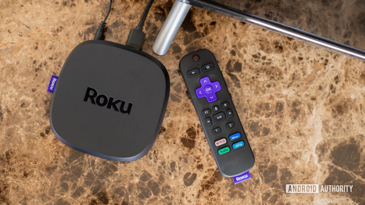 Roku Ultra подключен к TV 2 - как смотреть видео с Amazon Prime на телевизоре