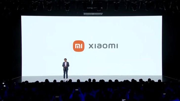 Xiaomi new logo