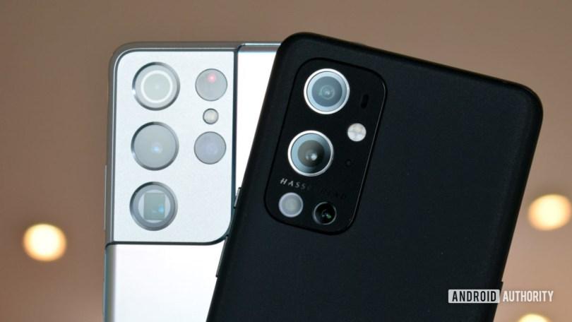 OnePlus 9 Pro vs Samsung Galaxy S21 Ultra camera 2
