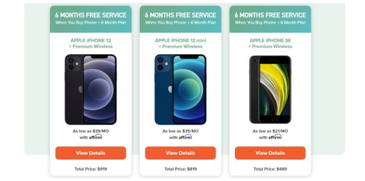 Mint Mobile Six Months Free Service Deal