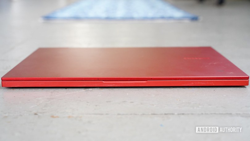 Samsung Galaxy Chromebook 2 thin