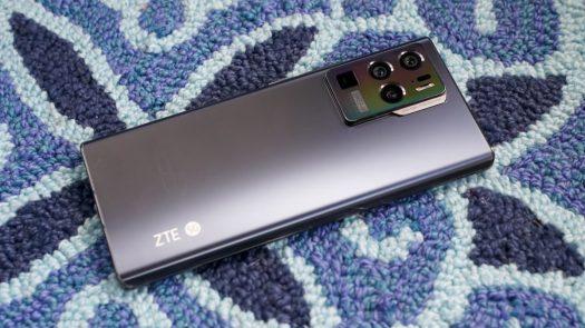 ZTE Axon 30 Ultra rear panel