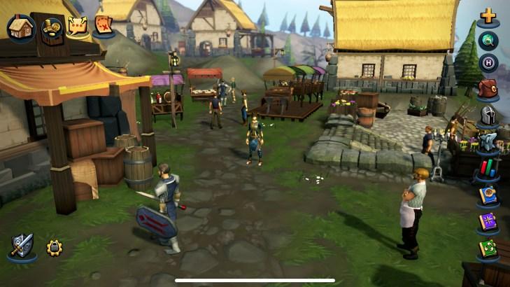AAW RuneScape screenshot