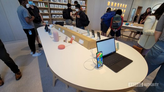 Google Store NYC Opening Tour 15