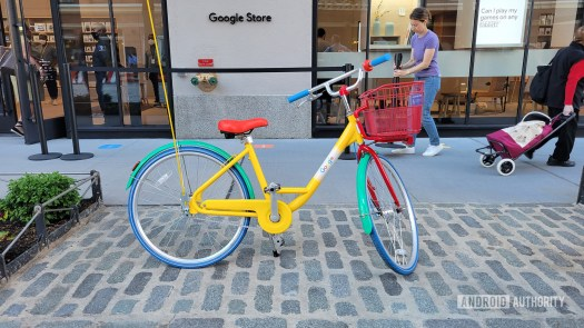 Google Store NYC Opening Tour 22