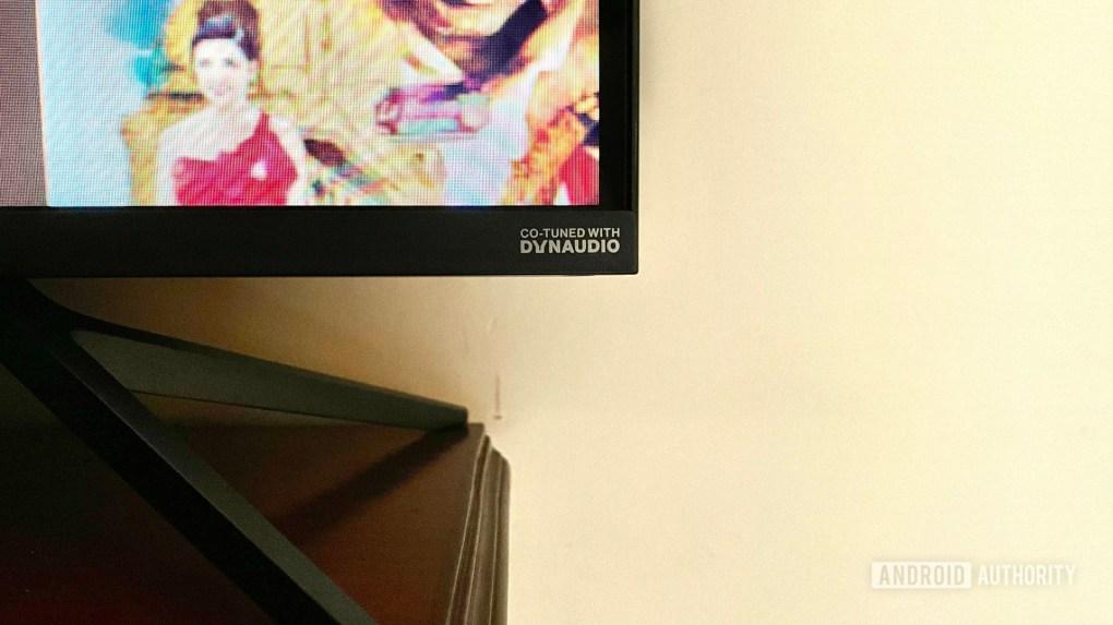 OnePlus TV U1S Dynaudio