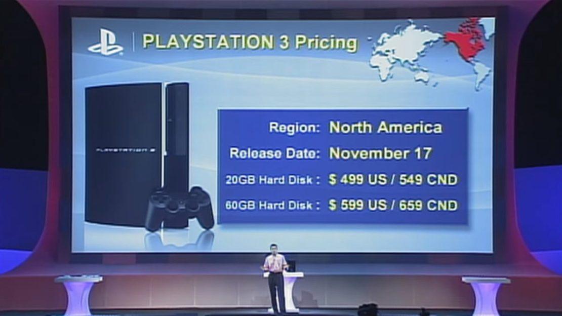 PlayStation E3 2006 giantbomb