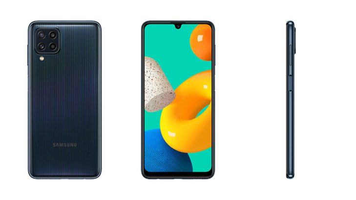 Samsung Galaxy M32 composite official
