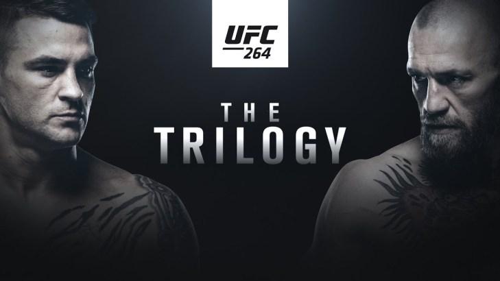 mcgregor vs poirier trilogy