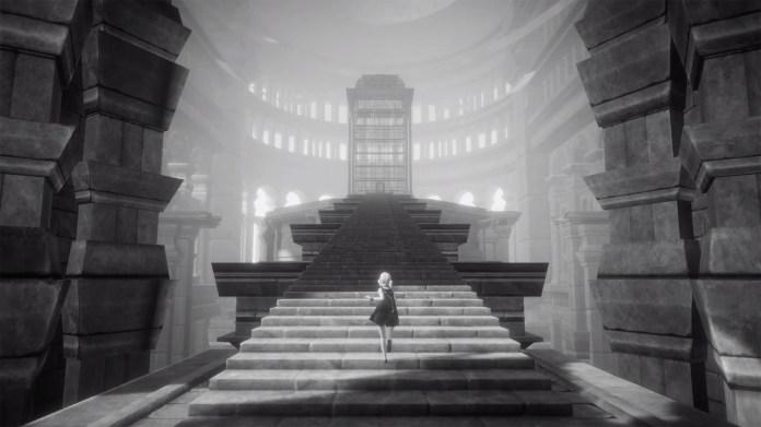 Captura de tela da reencarnação de Nier