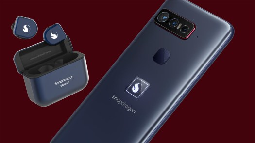 Smartphone for Snapdragon Insiders Qualcomm and Asus 1