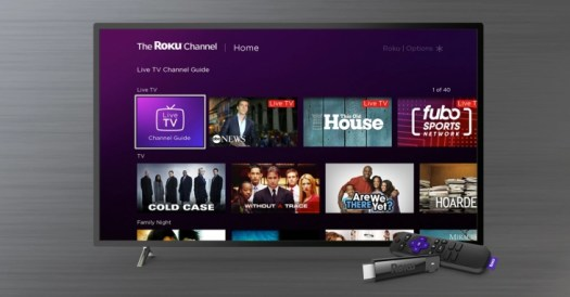 the roku channel live tv
