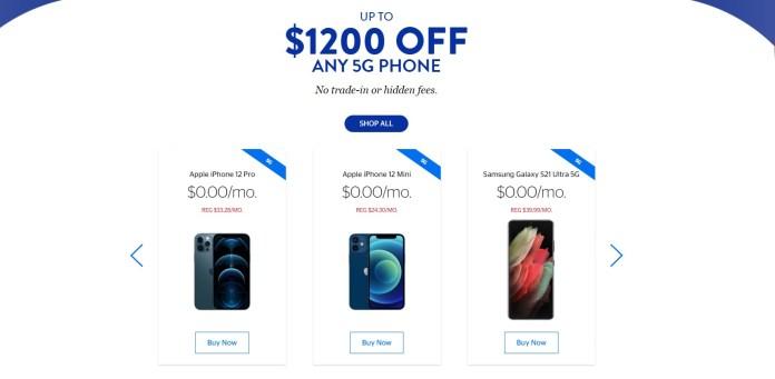 1200 Off 5G Phones US Cellular Deal