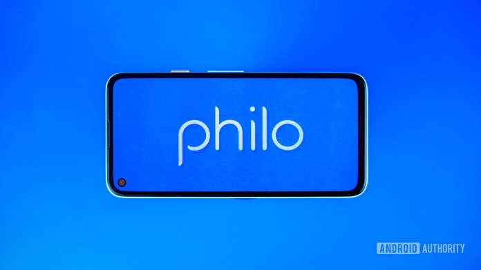 Philo TV stock photo 1