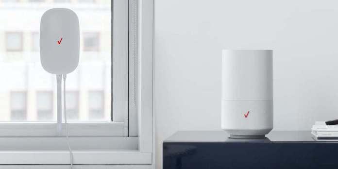Verizon internet plans router