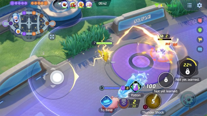 Android Apps Weekly Pokemon Unite screenshot