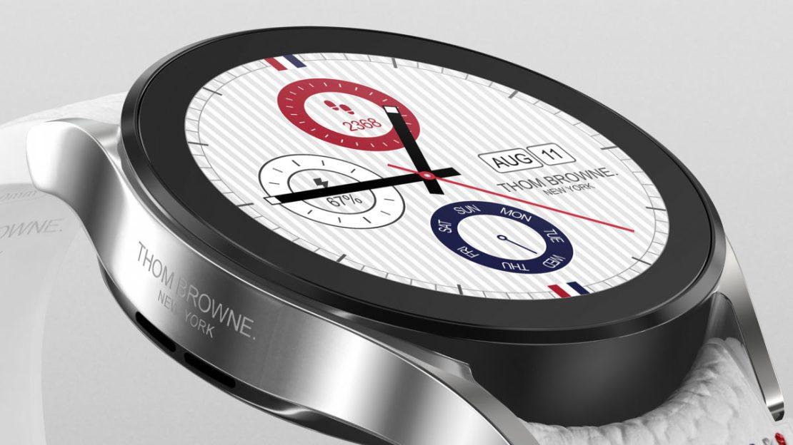 Samsung Galaxy Watch 4 Classic Thom Browne Edition 1