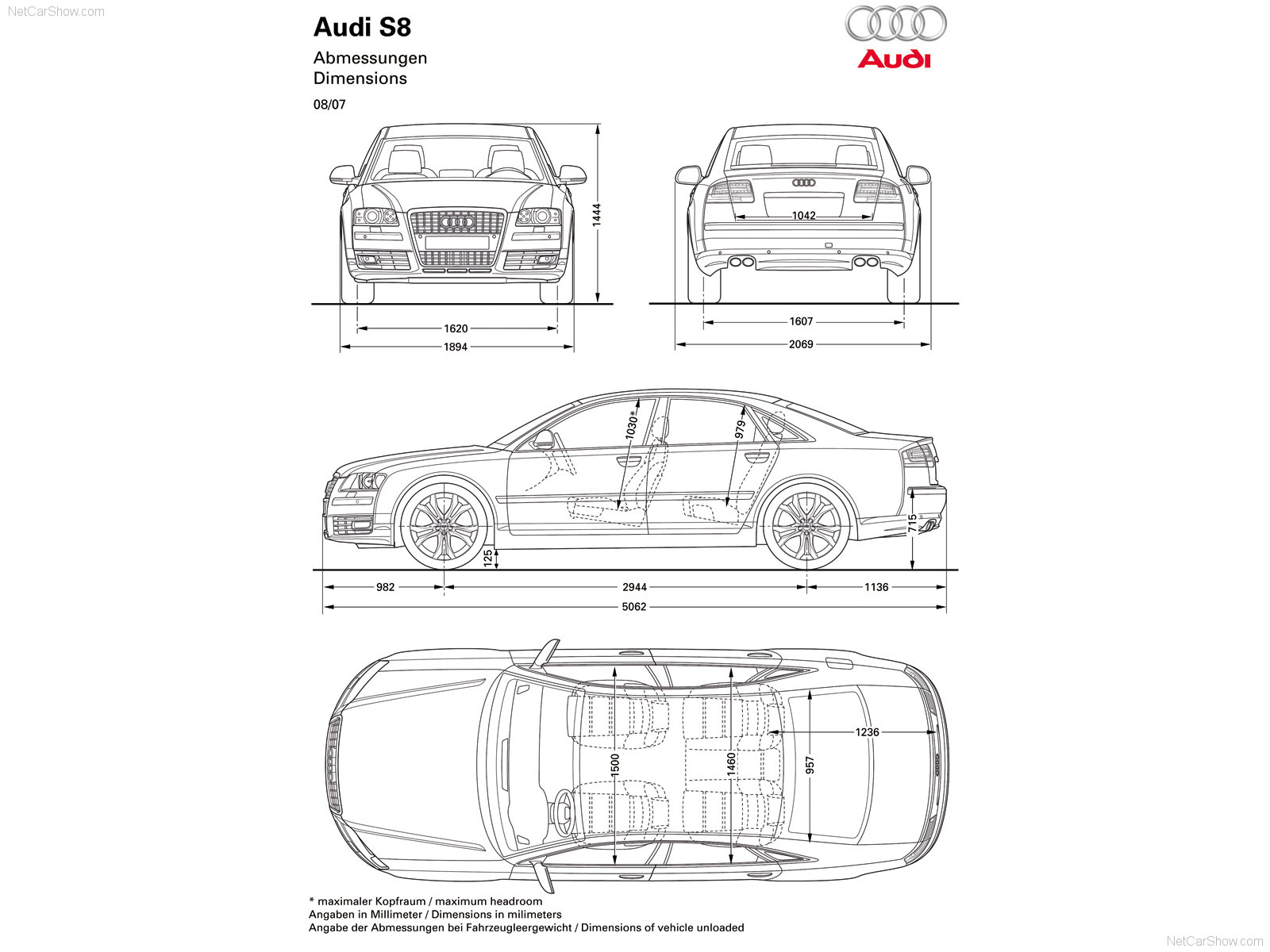 My Perfect Audi A8 3dtuning