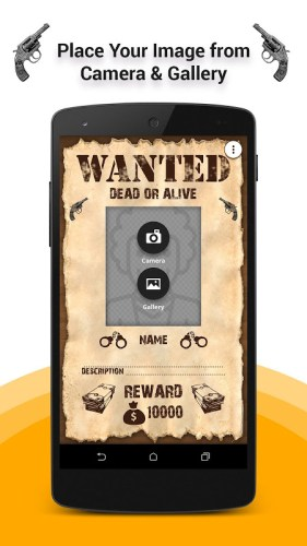wanted poster maker 1 4 download