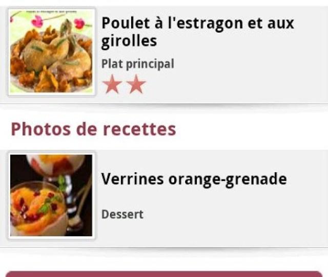 Cuisine Aufeminin Recettes   Download Apk For Android Aptoide