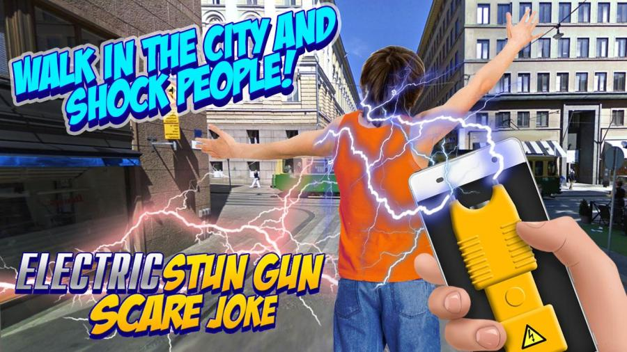 Electric Stun Gun Scare Joke 1 0 Download APK for Android   Aptoide electric stun gun scare joke screenshot 1