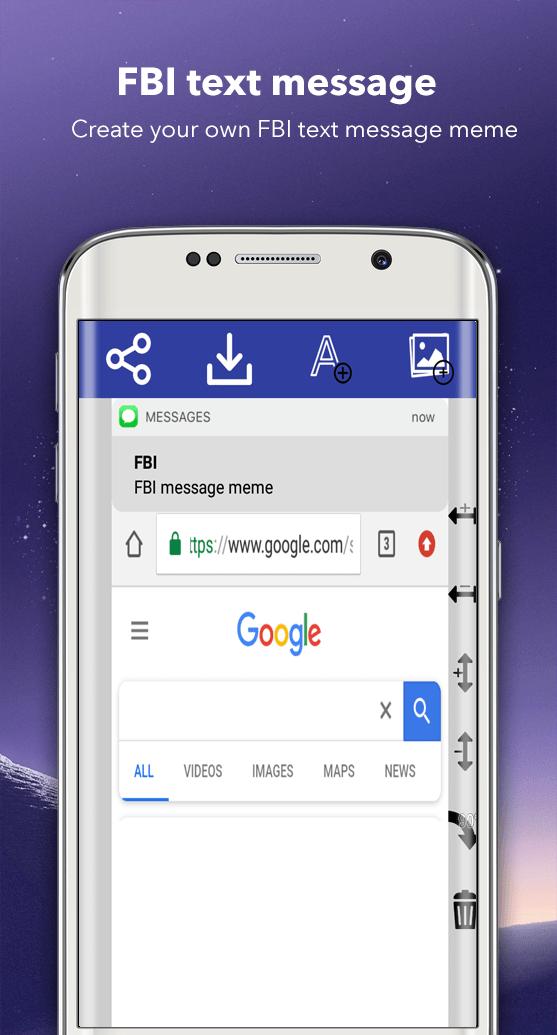 Fbi Message Meme 1 5 Download Android Apk Aptoide