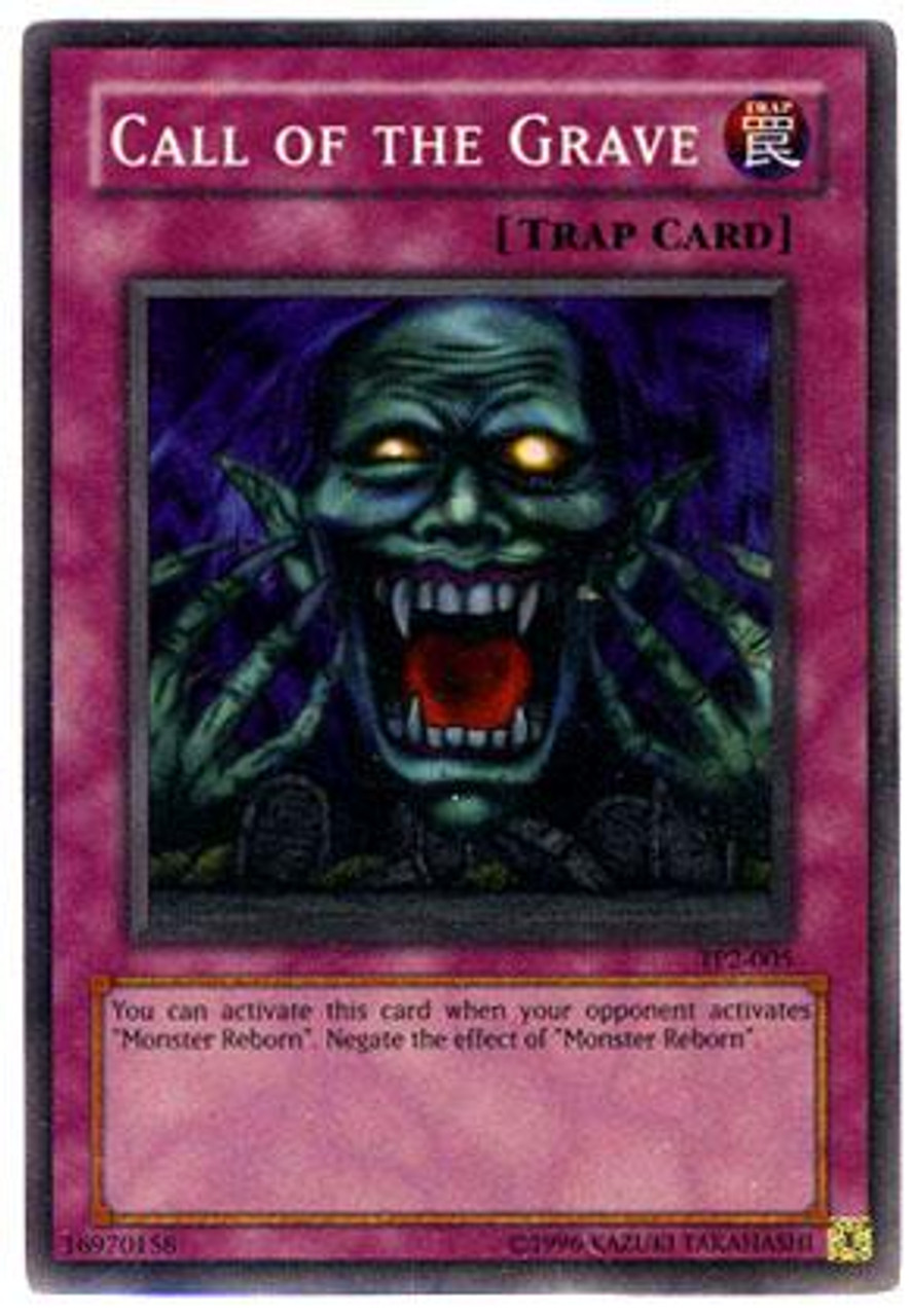 YuGiOh Tournament Pack 2 Single Card Super Rare Call Of