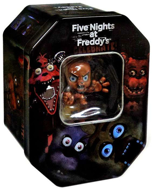 Five Nights At Freddys Freddy Collector Tin Set Just Toys