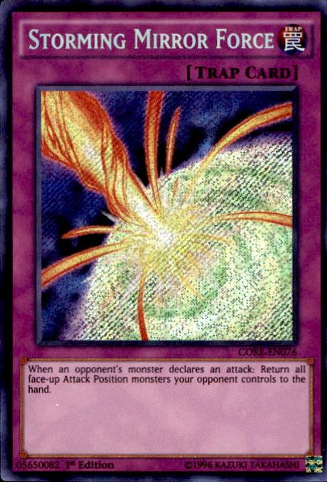 YuGiOh Clash Of Rebellions Single Card Secret Rare