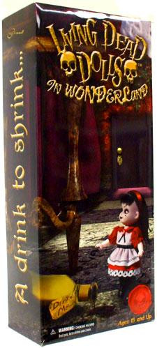 Living Dead Dolls In Wonderland A Drink To Shrink And A