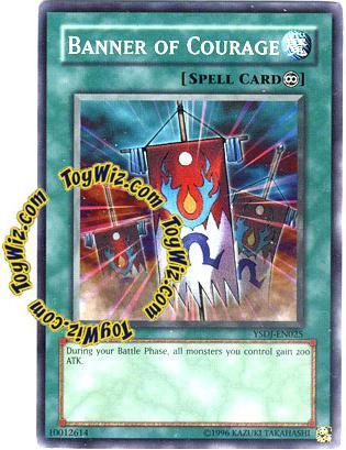 YuGiOh GX Starter Deck Jaden Yuki Single Card Common