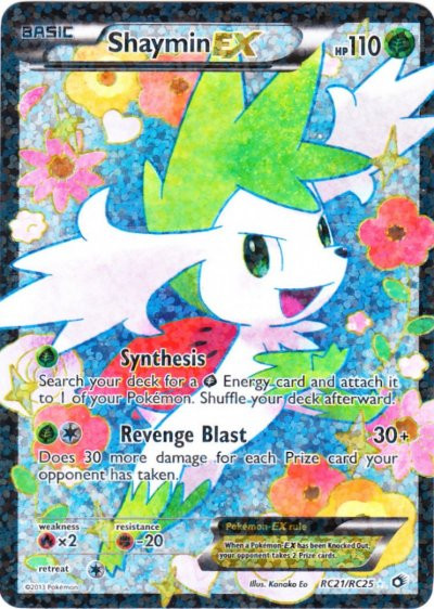 Pokemon Black White Legendary Treasures Radiant Collection