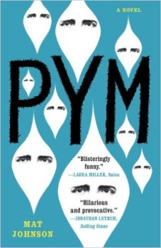 Pym Book Cover