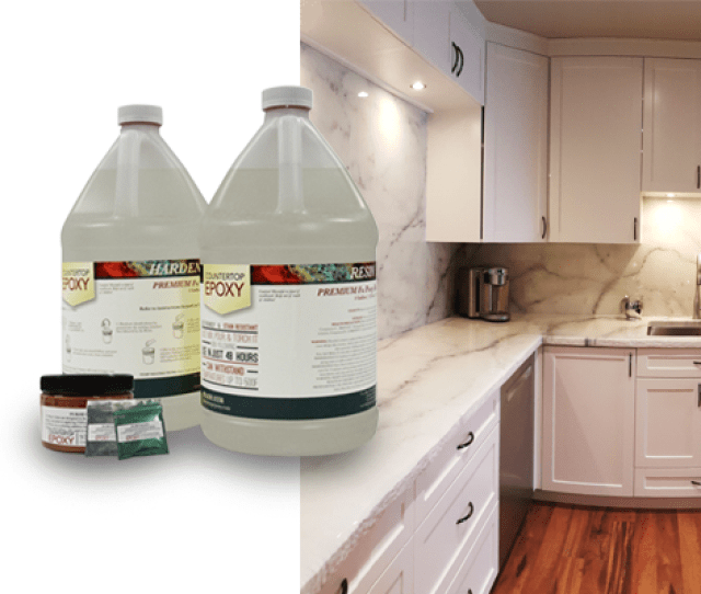 Upgrade To The Best Epoxy Bar Top And Countertop Kits With The Highest Quality Support In The Industry Our Refinishing Kits For Countertops Have The Most