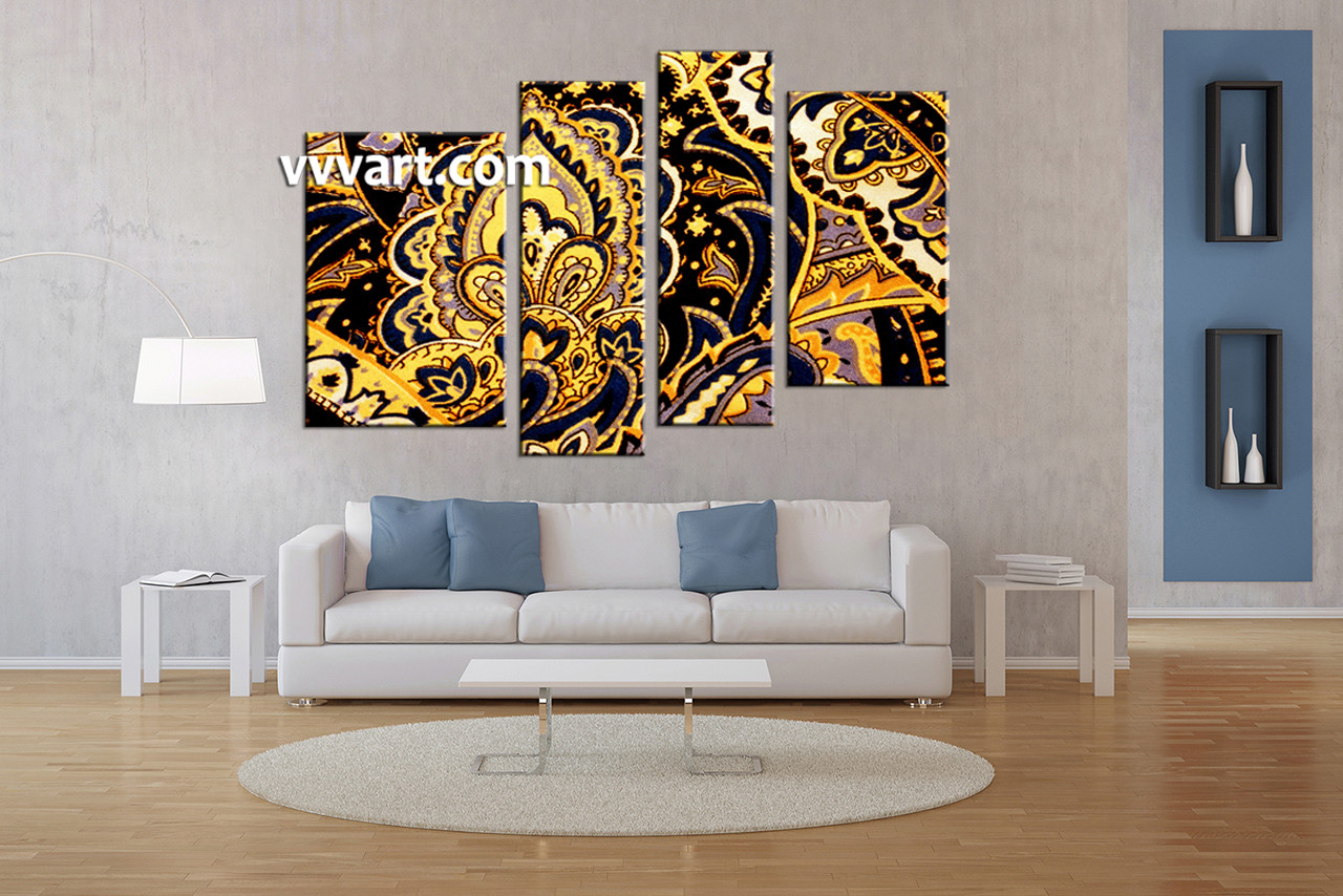 Sectional Wall Art