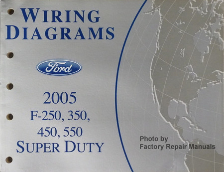 2005 Ford F250 F350 F450 F550 Super Duty Truck Electrical