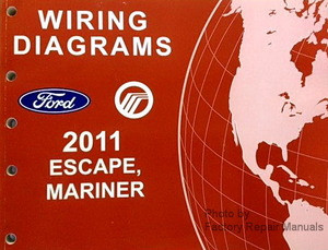 2011 Ford Escape & Mercury Mariner Electrical Wiring
