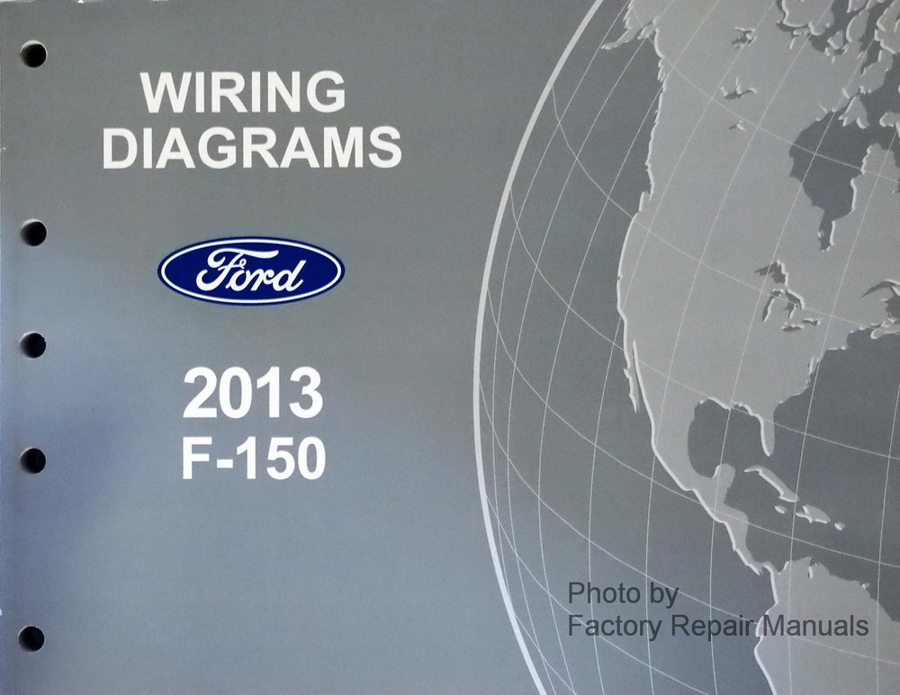 2013 Ford F-150 Electrical Wiring Diagrams F150 Truck