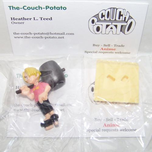 One Piece Sanji  figure toy Gashapon