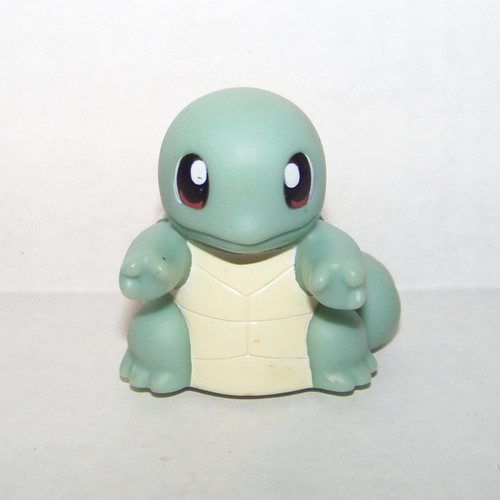 Pokemon Squirtle Slider Roller ball toy figure