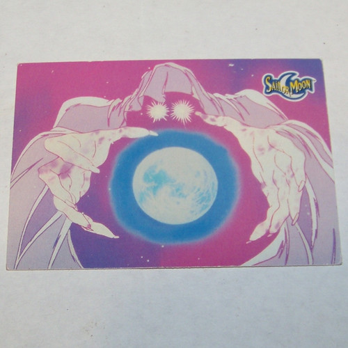 Sailor Moon Awesome Trading Cards 38